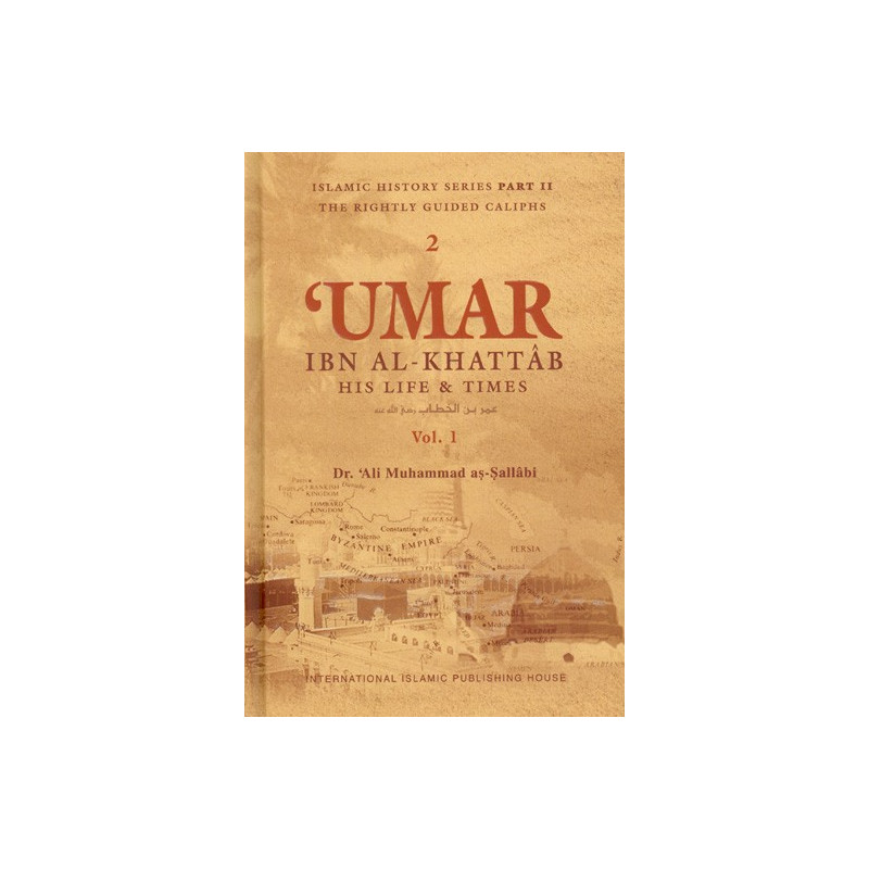 Umar Ibn Al Khattab His Life And Times 2 Volume Set