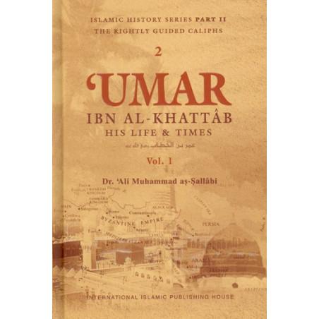Umar Ibn Al Khattab His Life And Times 2 Volume Set رضی الله عنهُ