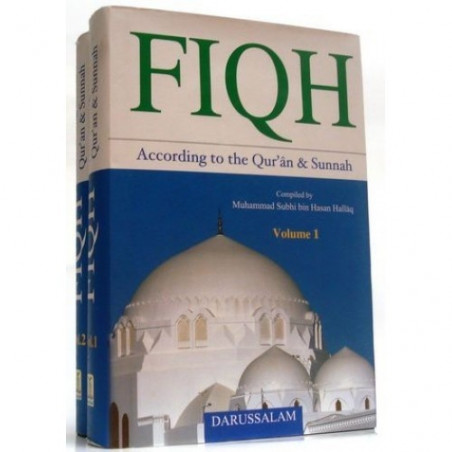 Fiqh According to the Quran and Sunnah Two Volume Set