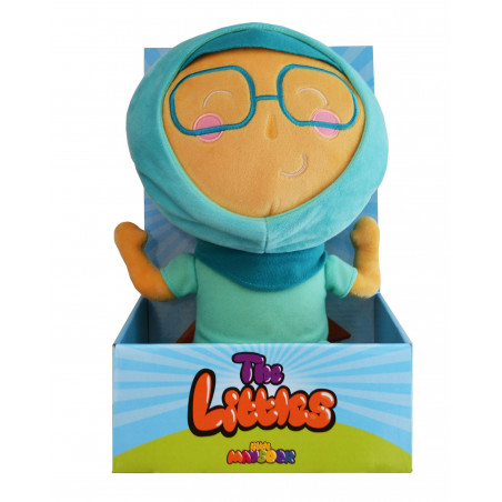 Little Ruqayyah Soft Toy Doll by Little Maysoor