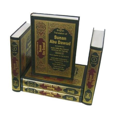 Sunan Abu Dawud 5 Volume Set Hadith Collection