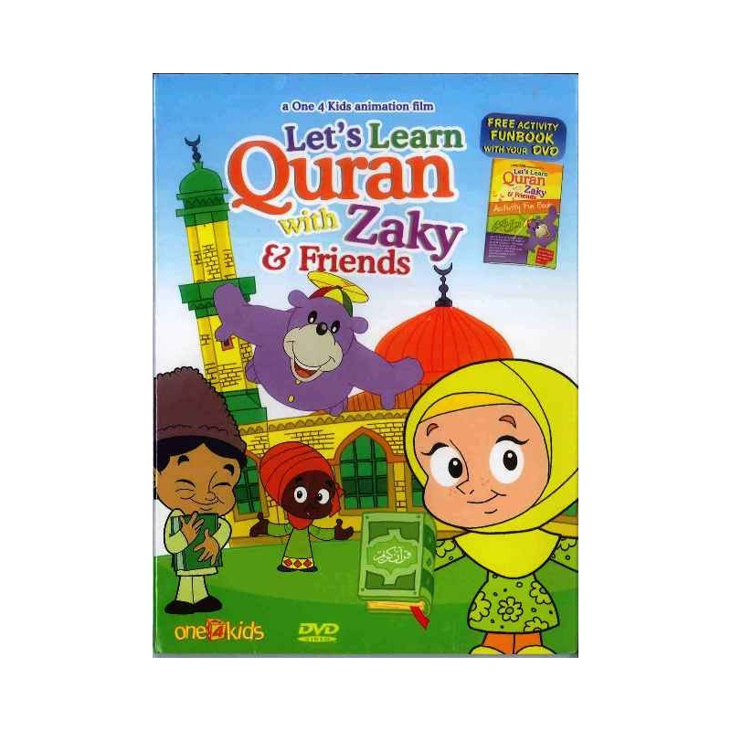 Lets Learn Quran With Zaky and Friends