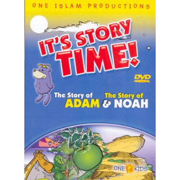 Its Story Time Adam and Noah DVD