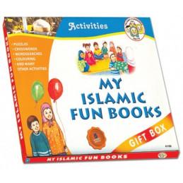 My Islamic Fun Books Set