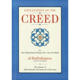 Explanation of The Creed by Imam al Barbahaaree