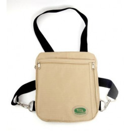 Hajj and Umrah Anti Theft Side and Neck Bag