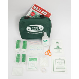 The Hajj and Umrah First Aid Kit