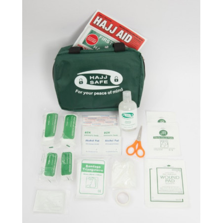 The Hajj and Umrah First Aid and Hajj Aid Kit