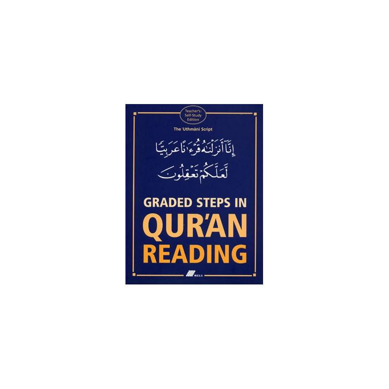 Graded Steps in Quran Reading Teachers Self-Study Edition