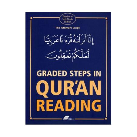 Graded Steps in Quran Reading Teachers Self Study Edition