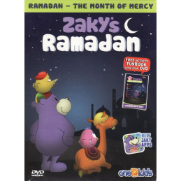 Zaky's Ramadan Month of Mercy
