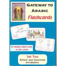 Gateway to Arabic Flashcards Level Two