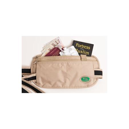 Hajj Safe Hajj & Umrah Secure waist Bag Small