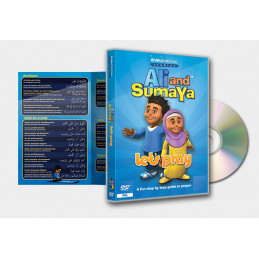 Ali and Sumaya Lets pray DVD
