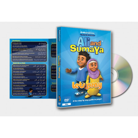 Ali and Sumaya Let's Pray DVD