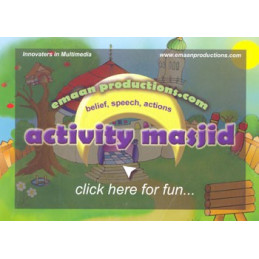 Activity Masjid CD Rom