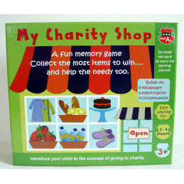 My Charity Shop Game by Smart Ark
