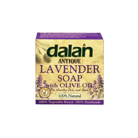 Lavender Soap with Olive Oil Handmade Natural 170g e