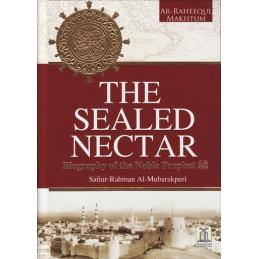 The sealed Nectar biography of The Noble Prophet New Colour Ar_Raheequl Makhtum