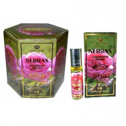 Nebras Perfume Oil Attar 6 x 6ml