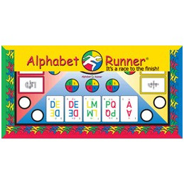 Alphabet Runner, A Fun Board Game