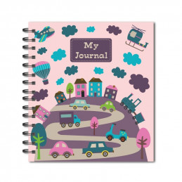 My Muslim Journal Pink by Smart Ark
