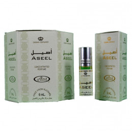 Aseel Perfume Oil Attar 6 x 6ml