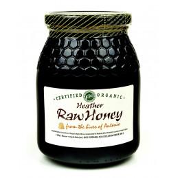 Heather Honey RAW Organic Unpasteurised 500g