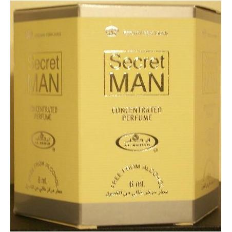 Secret Man by Al Rehab 6ml Full Box 6 bottles