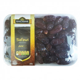 Safawi Dates with Seed 500g Super Quality