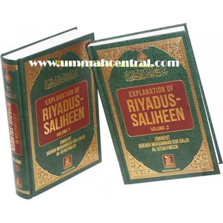 Explanation of Riyadus-Saliheen 2 Volume Set Shaikh Uthaymeen