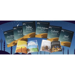 The Sahaba Who Were Promised Paradise 6 books collection