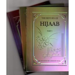 The Return Of Hijaab Vol 1,2 & 3, Dr. Muhammed Ibn Ahmed