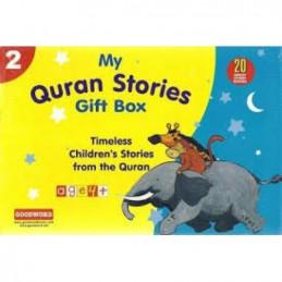 My Quran Stories Gift Box 2, 20 Book Set