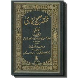 Mukhtasar Sahih Al-Bukhari 2 Volume Set In Farsi