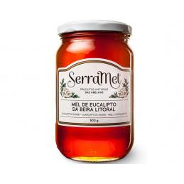 Eucalyptus Honey Mel De Eucalipto Portuguese RAW 500g