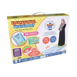 My Salah Mat Educational Interactive Prayer Mat