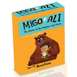 Migo And Ali The Stories of the Prophets Card Game