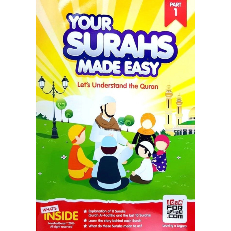 Your Surahs Made Easy Part 1