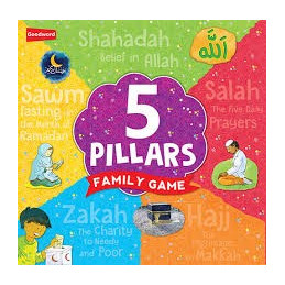 Five 5 Pillars Family Game