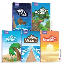 Stories of the Prophets Multi Pack Learning Roots
