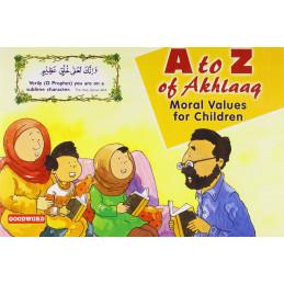 A-Z Of Akhlaq