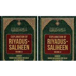 Explanation of Riyad-us-Saliheen Vol 3 & 4 Shaikh Uthaymeen