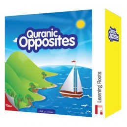 Quranic Opposites Puzzle by Learning Roots
