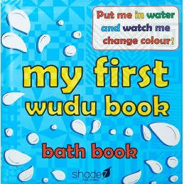 My First Wudu Book Colour Changing