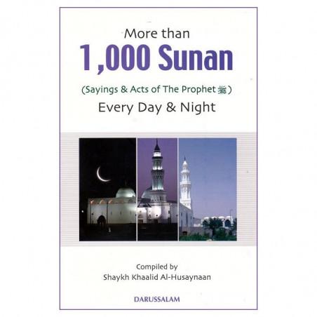 More than 1000 Sunan