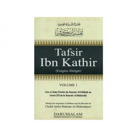 Tafsir Ibn Kathir Vol 1 French