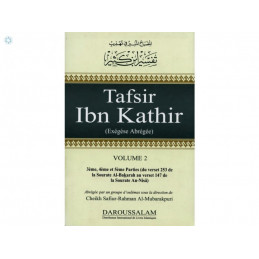 Tafsir Ibn Kathir Vol 2 French