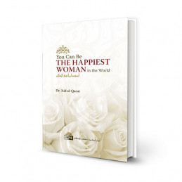 You can be the Happiest Women in the world HardCover