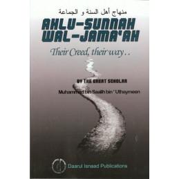 Ahlu Sunnah Wal Jamaah Their Creed